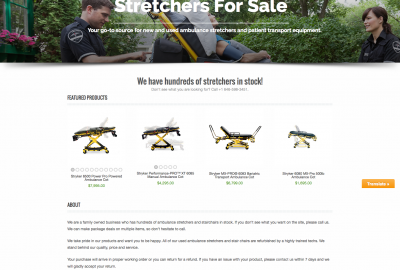 StretchersForSale